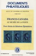 Documents Philateliques - Supplement Au Numero 149 - Voir Sommaire - Non Classés