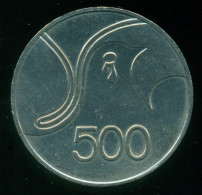 Cyprus / Greece, 500 Mils 1978 , Commemorative , Condition UNC - Chypre