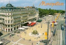 MONTPELLIER Tram Tramway Citadis - Montpellier