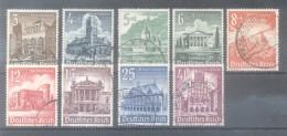 ALLEMAGNE LOTE LOT PLUS DE 20 EUROS COTATION YVERT AVEC CERTIFICATIONS D´EXPERTS AU DOS - Oblitérés