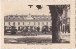 CPA Cartolina Postale, RIVOLI, SACRO CUORE, Giardino N°2, Circa 1910. Torino, Torinese, Piemonte. Piemont, Italie. - Rivoli