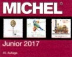 Briefmarken MlCHEL Junior Deutschland Katalog 2017 Neu 10€ D DR 3.Reich Danzig Saar Berlin SBZ DDR BRD 978-3-95402- - Lexiques
