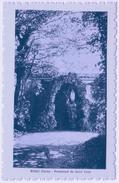 CPA Cartolina Postale, RIVOLI, SACRO CUORE, GROTTA, Circa 1910. Crosazzo. Torino, Torinese, Piemonte. Piemont, Italie. - Rivoli