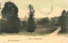 60 -  VER-SUR-LAUNETTE - Entrée Du Pays - France