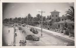 Brésil - Recife Pernambuco - Boa Viagem - Automobiles Carte-Photo - Villa - Recife
