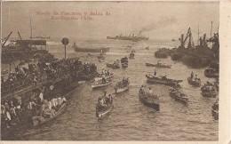 Chili - Chile - Muelle De Pasajeros Y Bahia De Antofagasta - Bâteaux Débarcadère Port - Chili