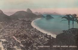 Brésil Brazil - Rio De Janeiro - Copacabana - Rio De Janeiro