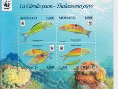 Monaco YV BF ? N 2016 WWF Girelles - Ungebraucht
