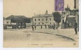 EPERNON - Hôtel De Ville - Epernon