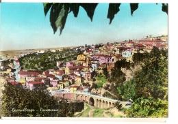 BUONALBERGO ( BENEVENTO ) PANORAMA - ACQUERELLATA - EDIZ. PADREVITE - 1967 - Benevento