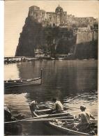 ISCHIA ( NAPOLI ) CASTELLO ARAGONESE  - EDIZ. IST. GEOGRAFICO DE AGOSTINI - Napoli (Naples)