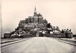 50-LE MONT SAINT-MICHEL-N°101-D/0229 - Le Mont Saint Michel