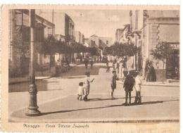 MARUGGIO ( TARANTO ) CORSO VITTORIO EMANUELE - EDIZ. MASSARI - 1956 - Taranto