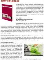 CEPT MlCHEL Briefmarken Katalog 2017 Nouve 58€ EUROPA-Rat Vorläufer Mitläufer NATO EFTA KSZE Symphatie Catalogue Germany - Collections