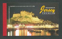 JERSEY - 1996 - CARNET DE PRESTIGE C742 NEUF** LUXE / MNH - Tourisme, Les Plages - Jersey