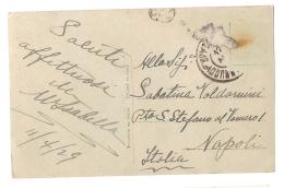 BRAZIL - PERNAMBUCO - QUARTEL GENERAL DA FORCA PUBLICA - RPPC POSTCARD - 1929 - Recife