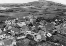 CPSM - MANLAY (21) - Vue Aérienne Du Bourg Et De La Montagne De Bar En 1960 - Andere Gemeenten