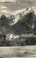 N°51836 -cpa Les Houches -hôtel Ducroz- - Les Houches