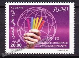 Argelia - Algerie 2006 Yvert 1447, 5 October, Teachers World Day  - MNH - Algérie (1962-...)