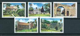 1986 Jersey Complete Set National Trust MNH/Postfris/Neuf Sans Charniere - Jersey