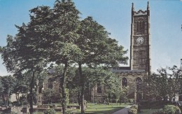 HJUDDERSFIELD PARISH CHURCH - England