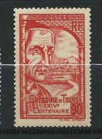 FRANCE - N° 442 - Effigie De Grégoire De Tours  - ** - Unused Stamps