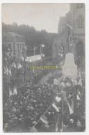 CPA 61 GACE Carte Photo Union Nationale Des Combattants Monument Aux Morts 1922 - Gace