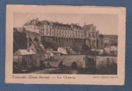 79 DEUX SEVRES - IMAGE LA QUINTONINE - THOUARS - LE CHÂTEAU - HELIO COMBIER MACON - Cromo