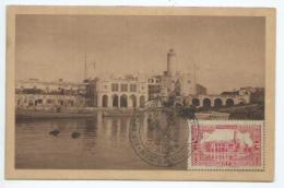 Algerie .Carte Maximum L'amirauté - Tarjetas – Máxima