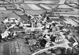 CPSM - MANLAY (21) - Vue Aérienne Du Bourg En 1955 - Andere Gemeenten