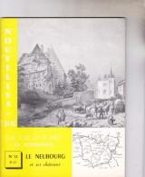 LE NEUBOURG ET SES CHATEAU  N° 11  1962 - Le Neubourg