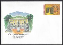JP30     AUSTRIA  2005 - Der Heldenberg**- Postal Stationery - Austria