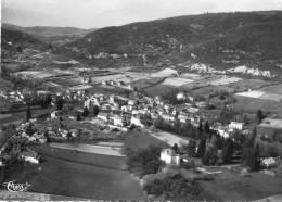 CPSM - LHUIS (01) - Vue Aérienne Du Bourg En 1957 - France
