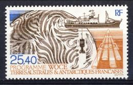TAAF 1992 N. 170 F. 25 MNH Catalogo € 12,50 - Terre Australi E Antartiche Francesi (TAAF)