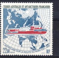 TAAF 1993 N. 181 F. 22 MNH Catalogo € 11 - Terre Australi E Antartiche Francesi (TAAF)