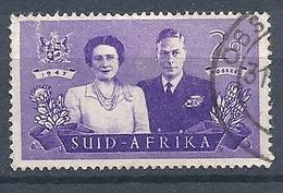 Sud Africa  -     1947 Royal Visit    USED - Zuid-Afrika (...-1961)