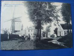 MONTAIGU : Rue Du Moulin En 1907 - Scherpenheuvel-Zichem