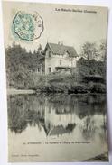 CPA 70 - Athesans - Le Château Et L' étang De Saint Georges -  1904 - - Luxeuil Les Bains