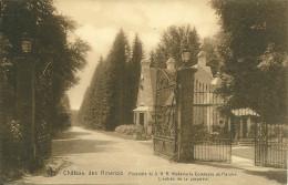 Château Des Amerois-Propriété De S.A.R. La Comtesse De Flandre - L'entrée De La Propriété - Florenville