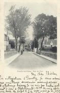 37 Indre Et Loire Preuilly Sur Claise Rue Du Pont Précurseur Timbrée 1903 TBE - Francia