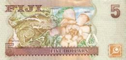 FIJI P. 110a 5 D 2007 UNC - Fidji