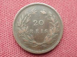 PORTUGAL Monnaie De 20 Reis 1892 - Portugal