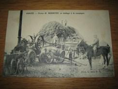WARZEE  Ferme REGINSTER  1913 - België