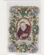 Image Pieuse Saint Alphonse Priez Jésus Pour Moi Canivet Fait Main Handmade - Images Religieuses