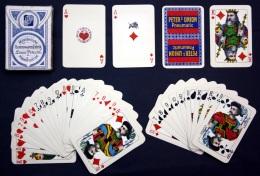 Spielkarten / Kartenspiel -- 32/32 Blatt -- Jeu Des Cartes / Playing Cards - Antikspielzeug