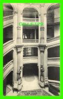 PARIS (75) - CRÉDIT LYONNAIS, LE GRAND ESCALIER -  GRAND STAIRCASE -  E. LE DELEY - - Other Monuments