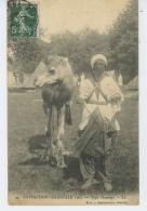 ETHNIQUES ET CULTURES - AFRIQUE DU NORD - EXPOSITION COLONIALE 1907 - Type Touareg - Afrique