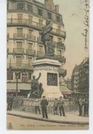 PARIS - Vème Arrondissement - Place Maubert - Statue Etienne Dolet - Arrondissement: 05