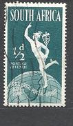 Sud Africa  - 1949 The 75th Anniversary Of U.P.U  -USED - Usados