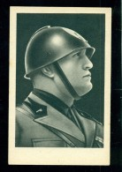 MUSSOLINI- - Personnages